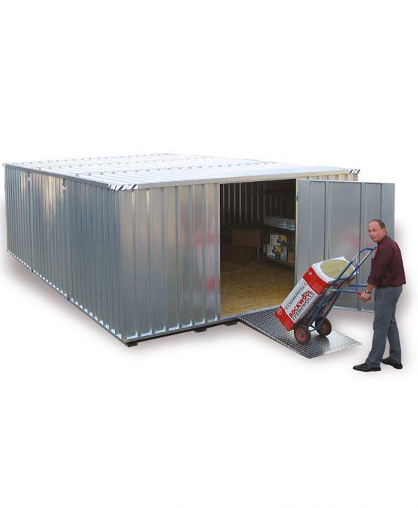 Demontabele Snelbouw Container Combinatie 5×6